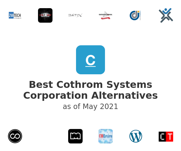Best Cothrom Systems Corporation Alternatives
