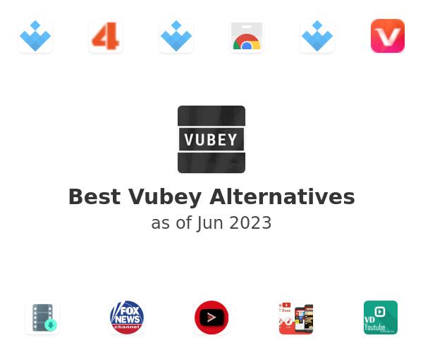 Best Vubey Alternatives