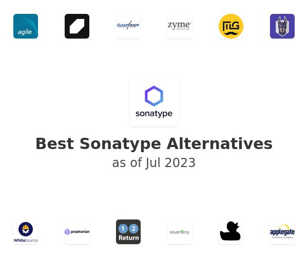 Best Sonatype Alternatives