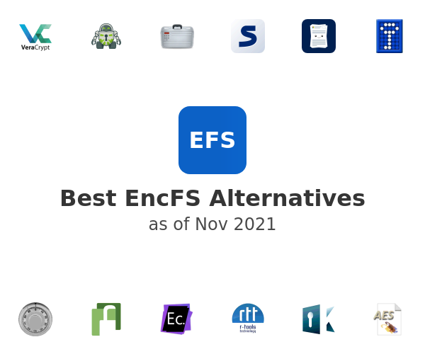 Best EncFS Alternatives