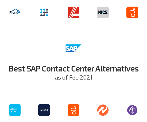 Best SAP Contact Center Alternatives