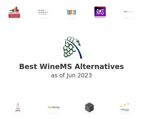 Best WineMS Alternatives