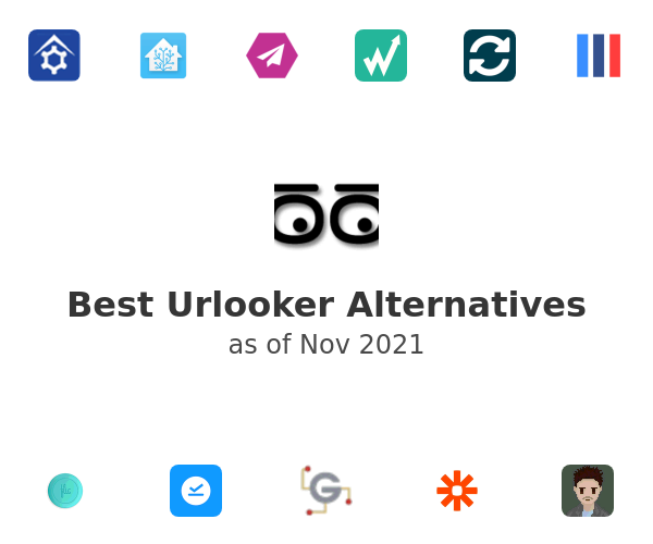 Best Urlooker Alternatives