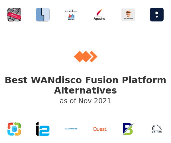 Best WANdisco Fusion Platform Alternatives
