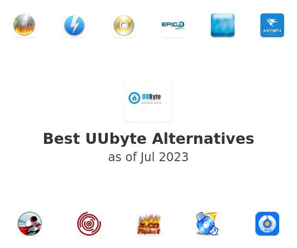 Best UUbyte Alternatives