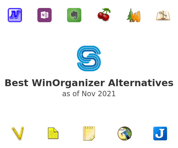 Best WinOrganizer Alternatives