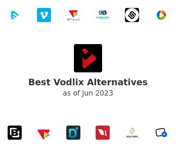 Best Vodlix Alternatives