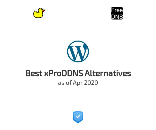 Best xProDDNS Alternatives