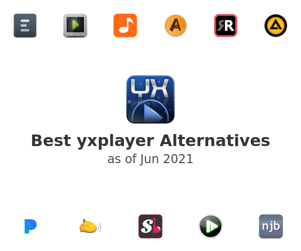 Best yxplayer Alternatives