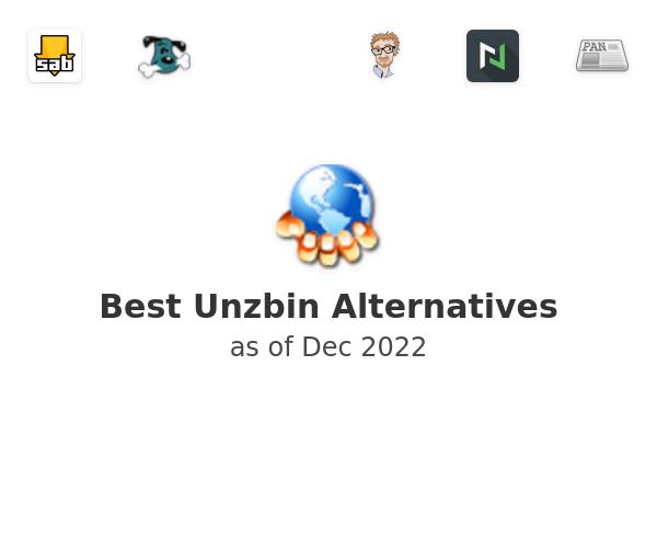 Best Unzbin Alternatives