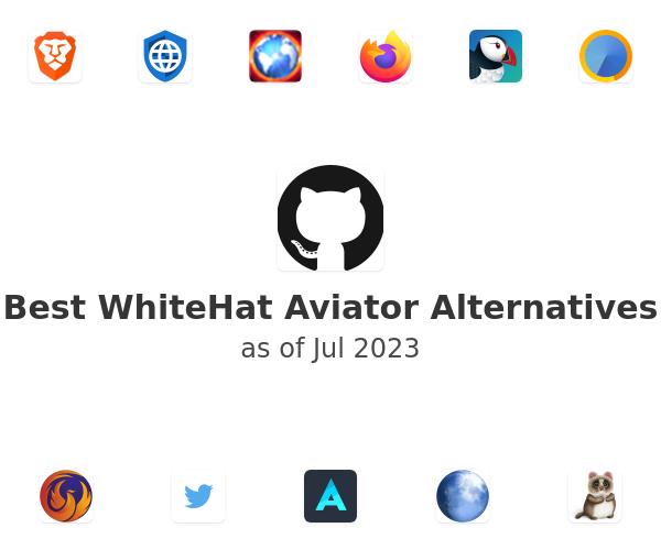 Best WhiteHat Aviator Alternatives