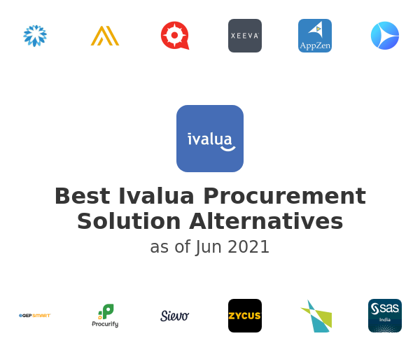 Best Ivalua Procurement Solution Alternatives