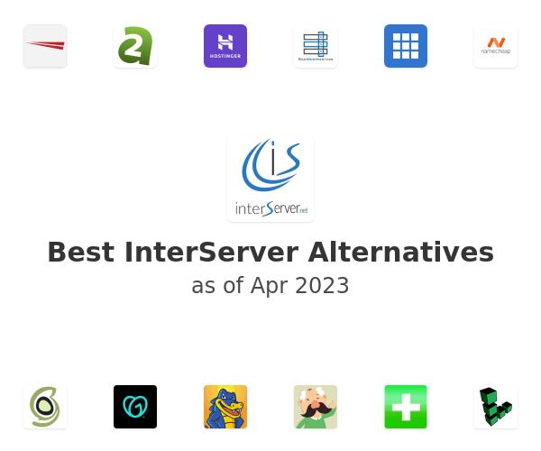 Best InterServer Alternatives