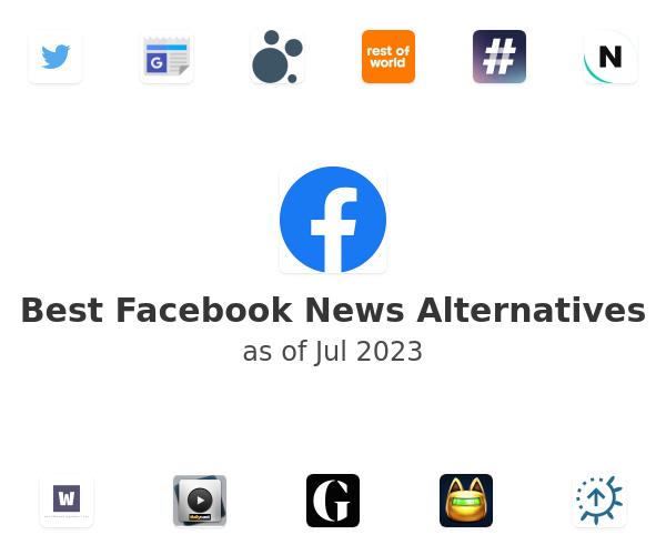 Best Facebook News Alternatives