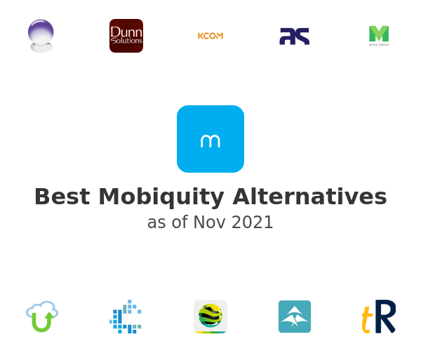 Best Mobiquity Alternatives