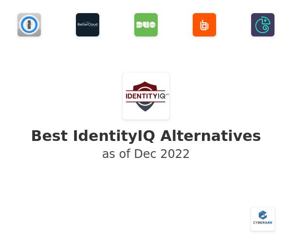 Best IdentityIQ Alternatives