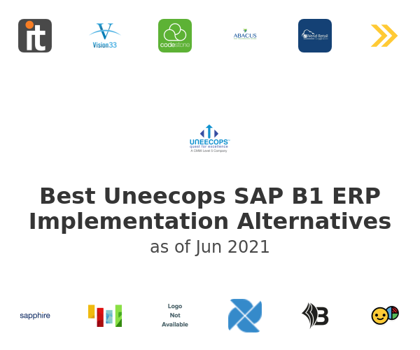 Best Uneecops SAP B1 ERP Implementation Alternatives