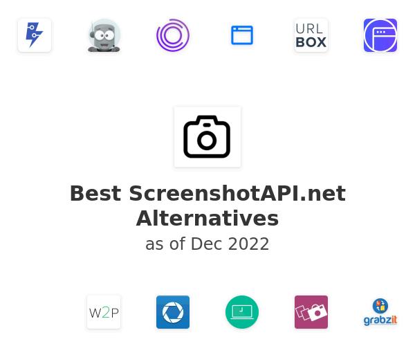 Best ScreenshotAPI.net Alternatives