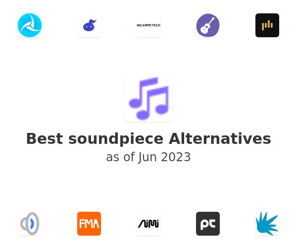 Best soundpiece Alternatives