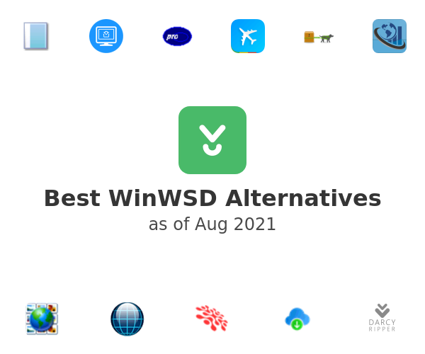 Best WinWSD Alternatives