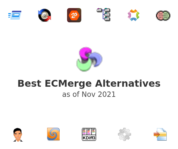 Best ECMerge Alternatives