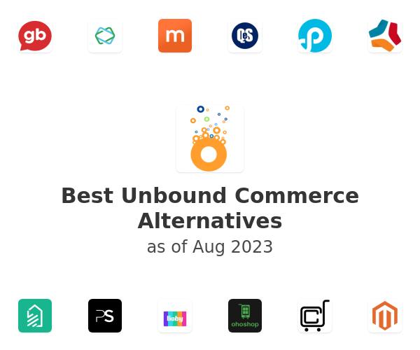 Best Unbound Commerce Alternatives