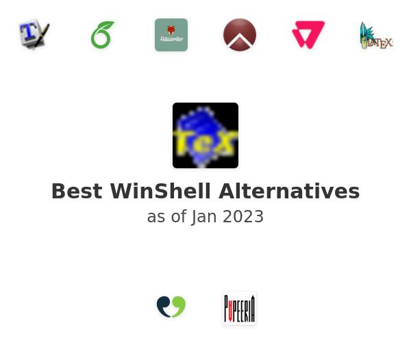 Best WinShell Alternatives