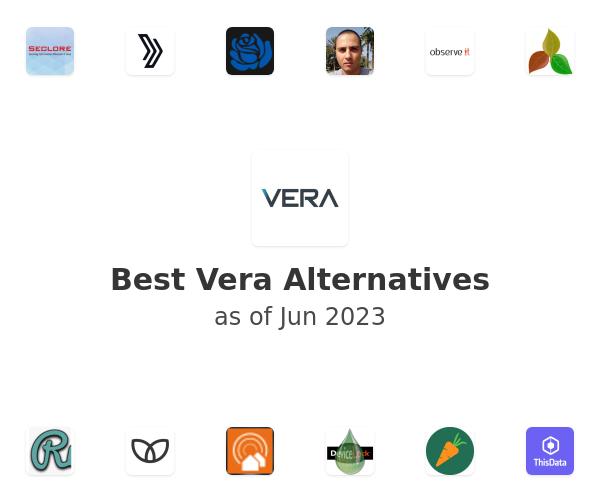 Best Vera Alternatives