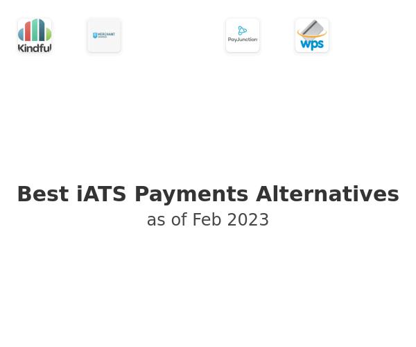 Best iATS Payments Alternatives
