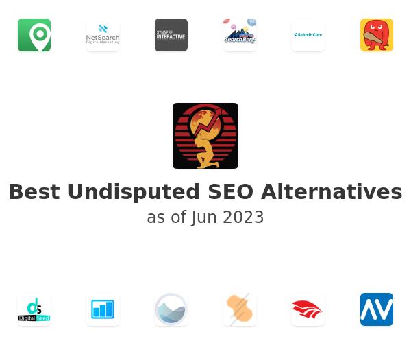 Best Undisputed SEO Alternatives
