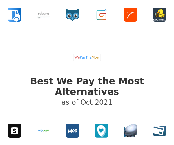 Best We Pay the Most Alternatives