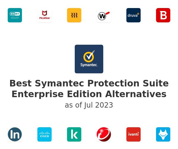 Best Symantec Protection Suite Enterprise Edition Alternatives