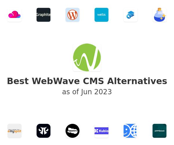 Best WebWave CMS Alternatives
