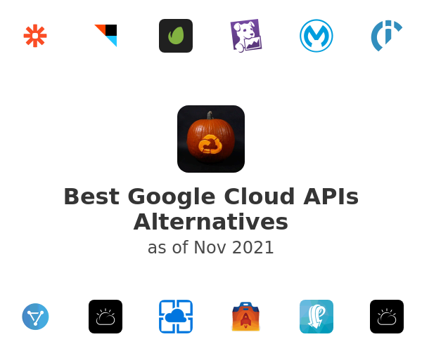 Best Google Cloud APIs Alternatives