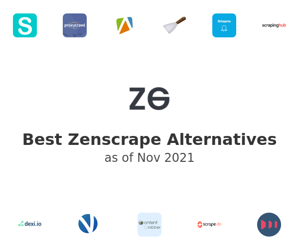Best Zenscrape Alternatives