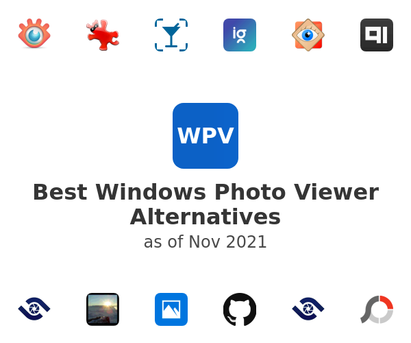 Best Windows Photo Viewer Alternatives