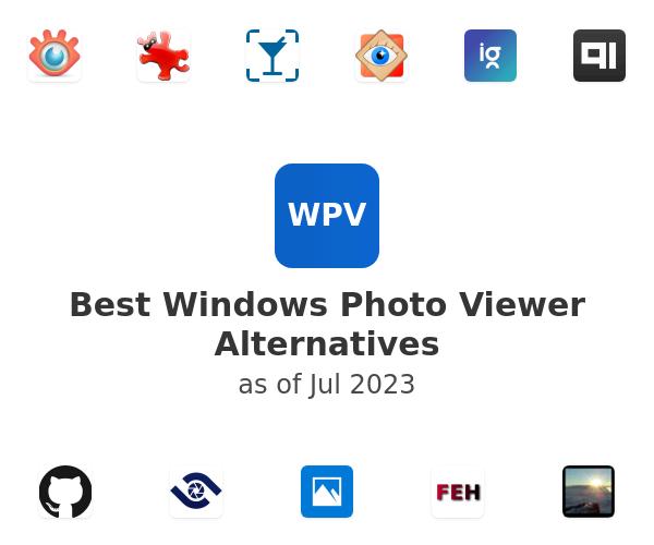 Best Windows Photo Viewer Alternatives