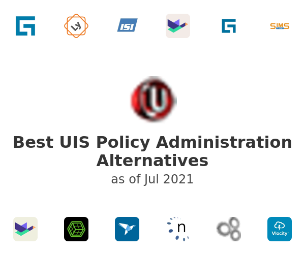 Best UIS Policy Administration Alternatives