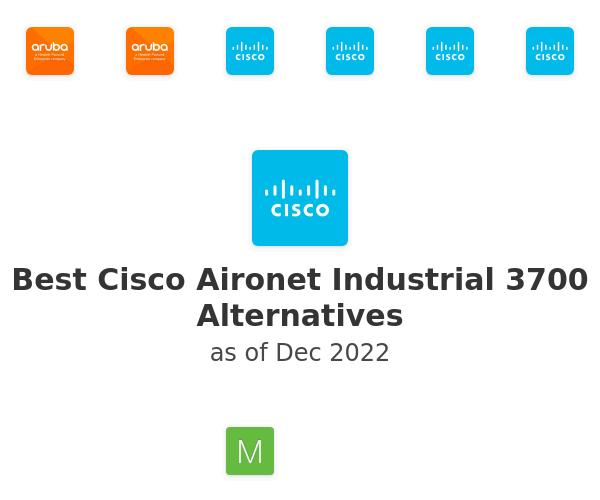 Best Cisco Aironet Industrial 3700 Alternatives