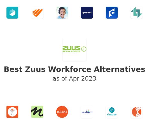 Best Zuus Workforce Alternatives