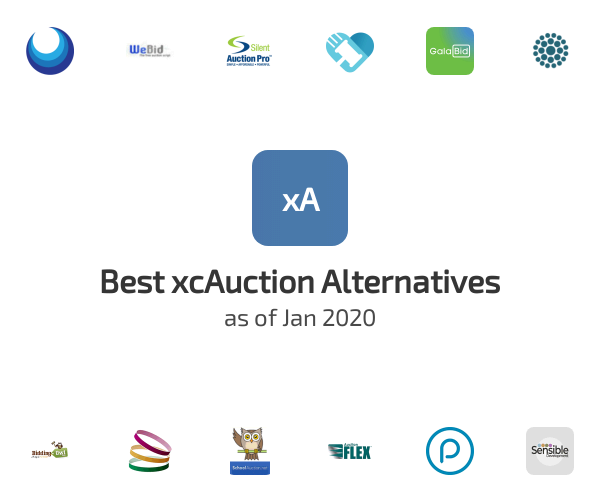 Best xcAuction Alternatives