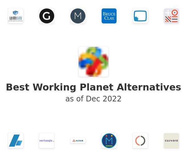Best Working Planet Alternatives