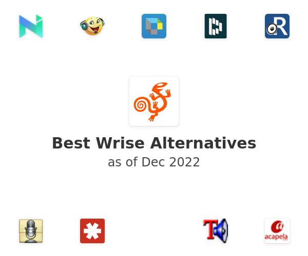 Best Wrise Alternatives