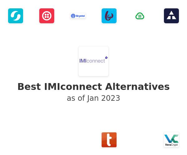 Best IMIconnect Alternatives