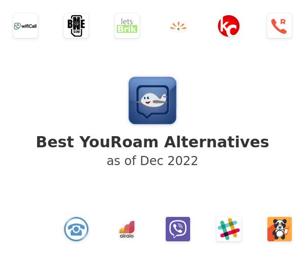 Best YouRoam Alternatives