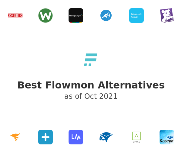 Best Flowmon Alternatives