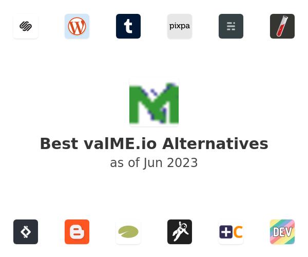 Best valME.io Alternatives