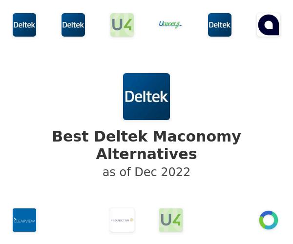 Best Deltek Maconomy Alternatives