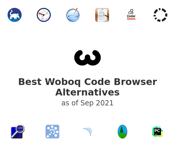 Best Woboq Code Browser Alternatives