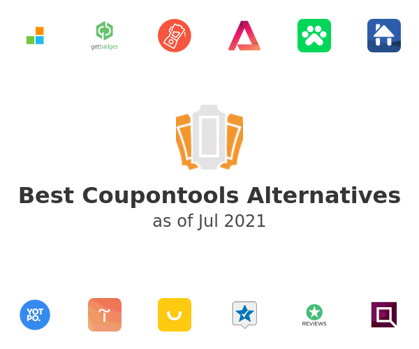 Best Coupontools Alternatives